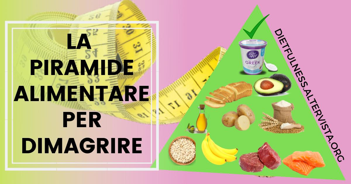 alimenti per perdere peso facilmente